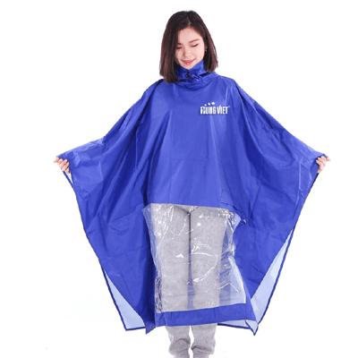 Áo mưa cánh đôi